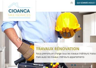 site web Cionca